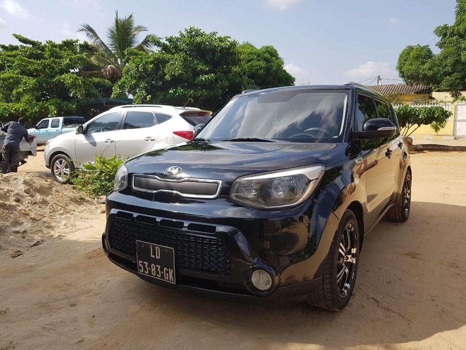 Kia Soul full option