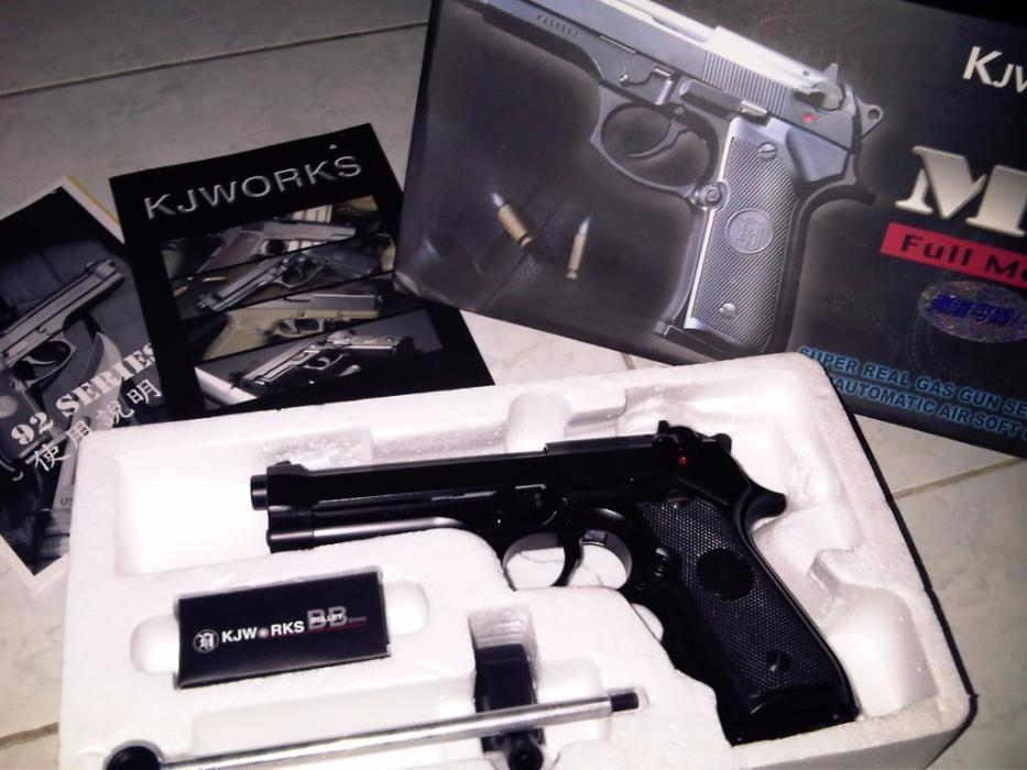 TRANSPORT GRATUIT!! Pistol Full Metal pusca Airsoft PUTERNIC Co2gazarc Craiova - imagine 3
