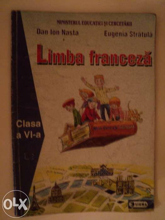 Manual Limba Franceza cls aVI-a