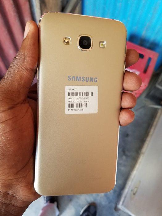 Galaxy A8 Novo 32Gb