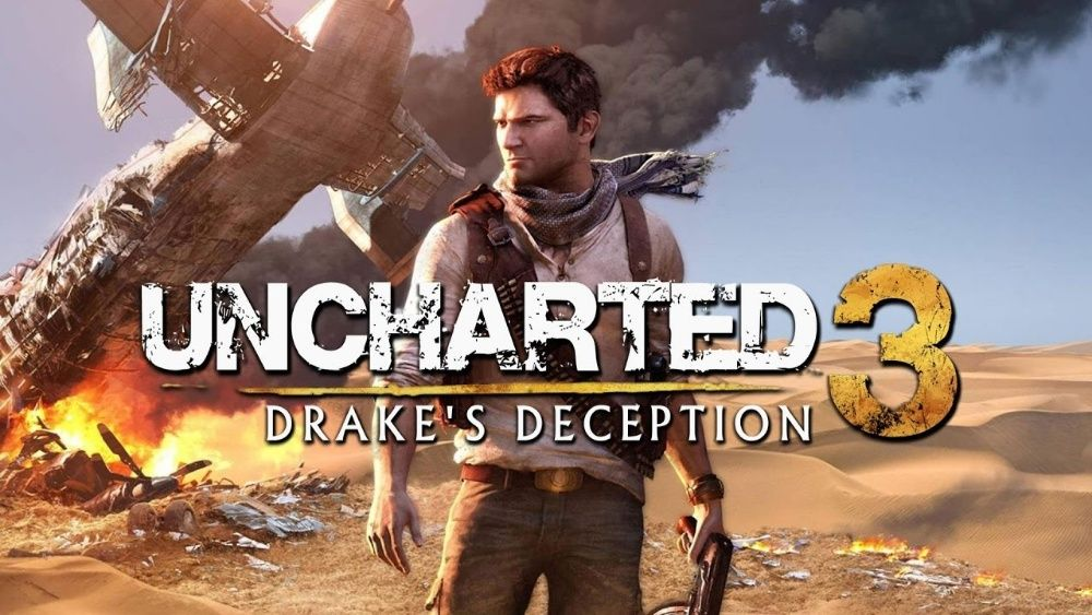 uncharted 3 drake deception ps3