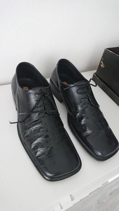 Мъжки обувки, естествена кожа, номер 45