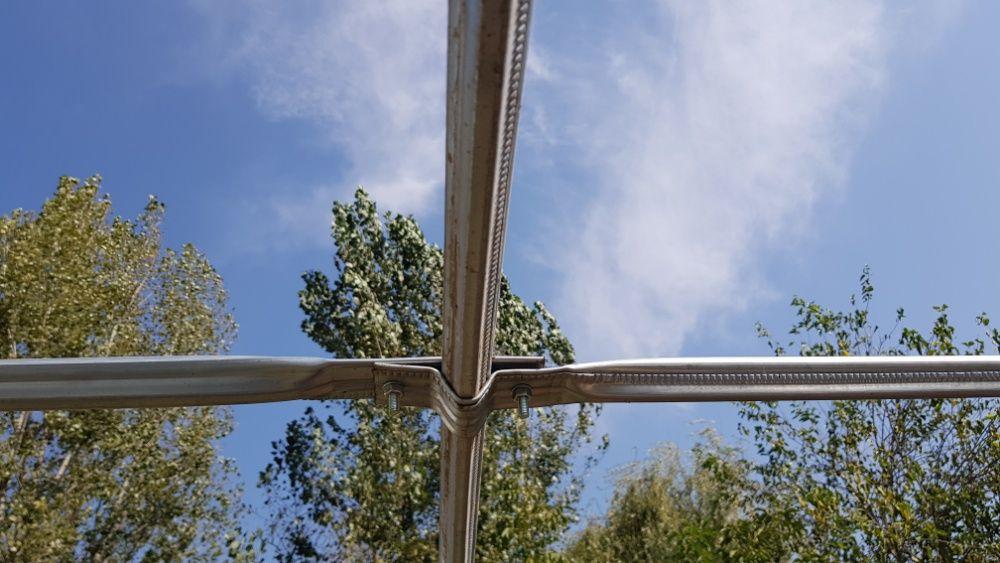 Kit-uri de solarii pentru gradina, zincate, nu necesita sudura.