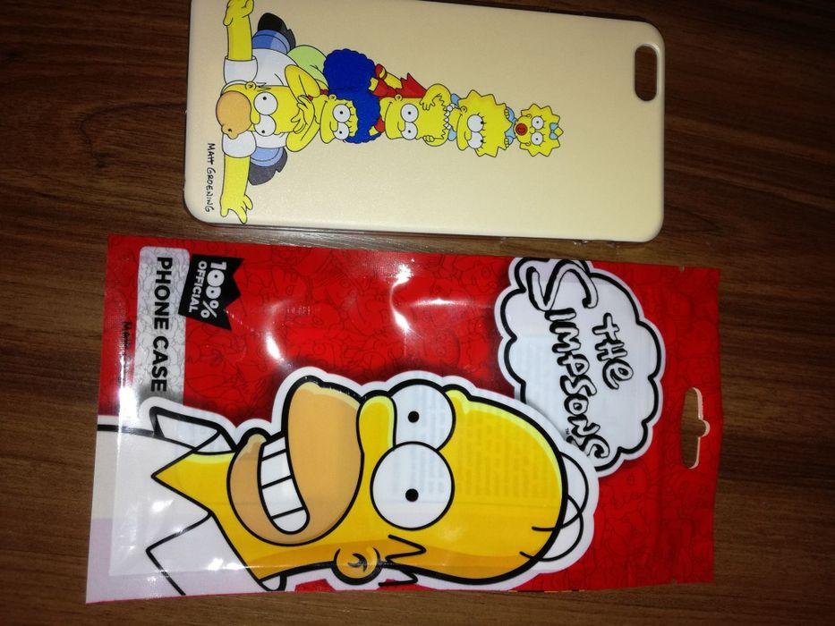 Husă Iphone 6 plus The Simpsons i