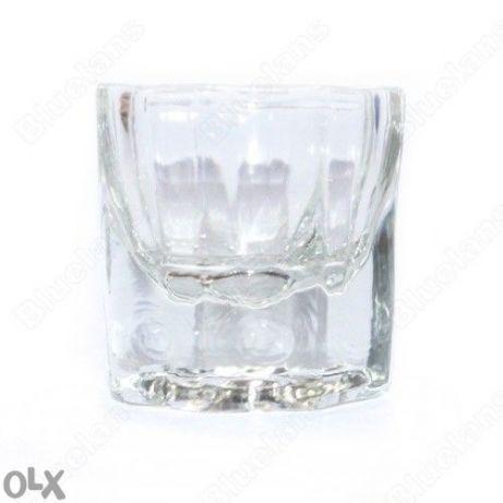 Чашка и двоен контейнер за разтваряне на полимерна пудра, акрил!