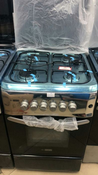 Gl general 4 gás full inox size 50*55 forno Electrico