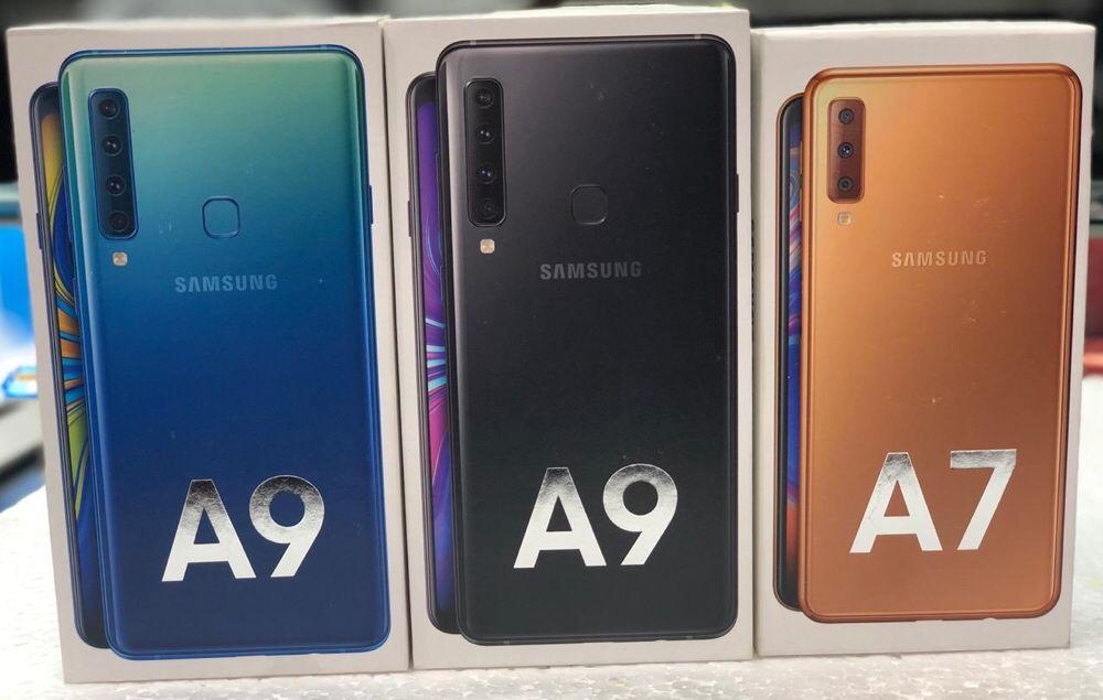 Samsung A9 2018 (Dual sim selado)