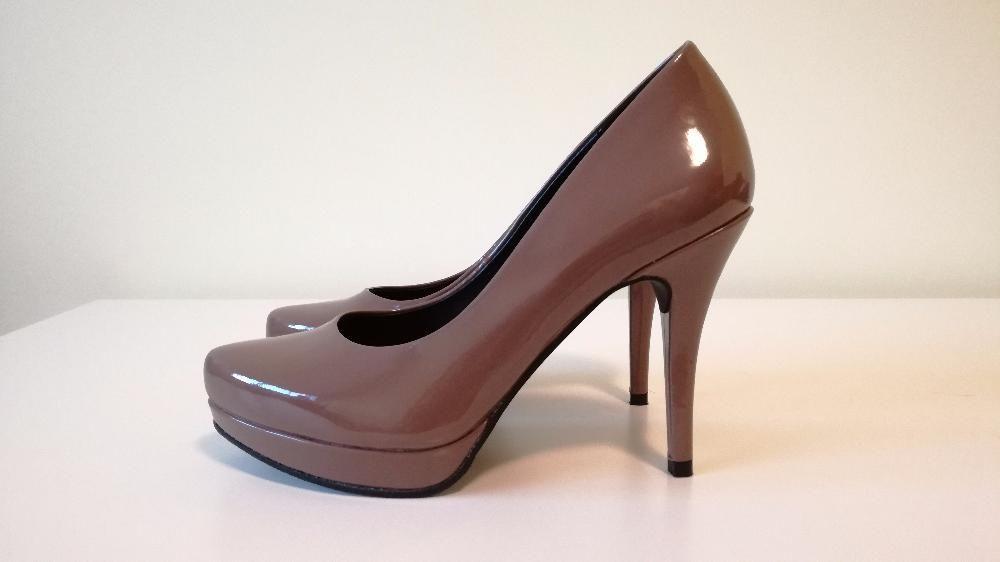 Стилни кожени обувки НОВИ
