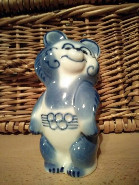 Misha mascota JO 1980