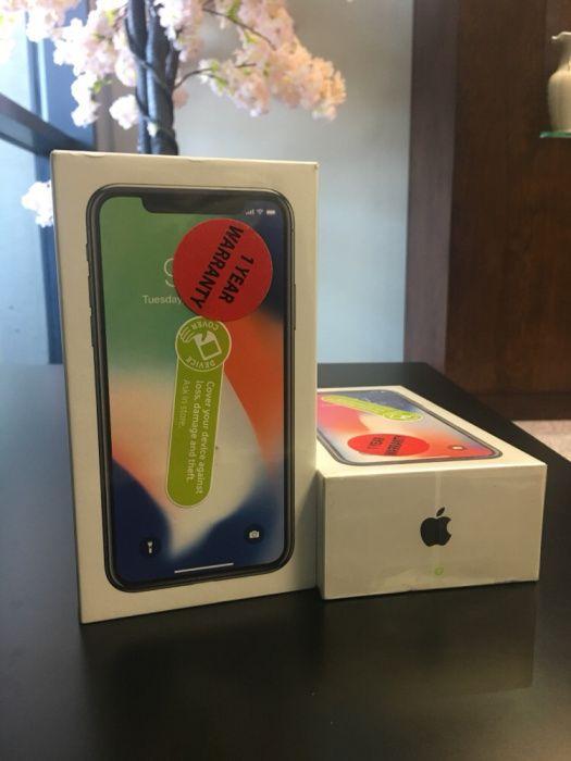 iPhone 10/X 64gb na Caixa