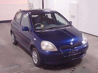 Toyota Vitz a venda
