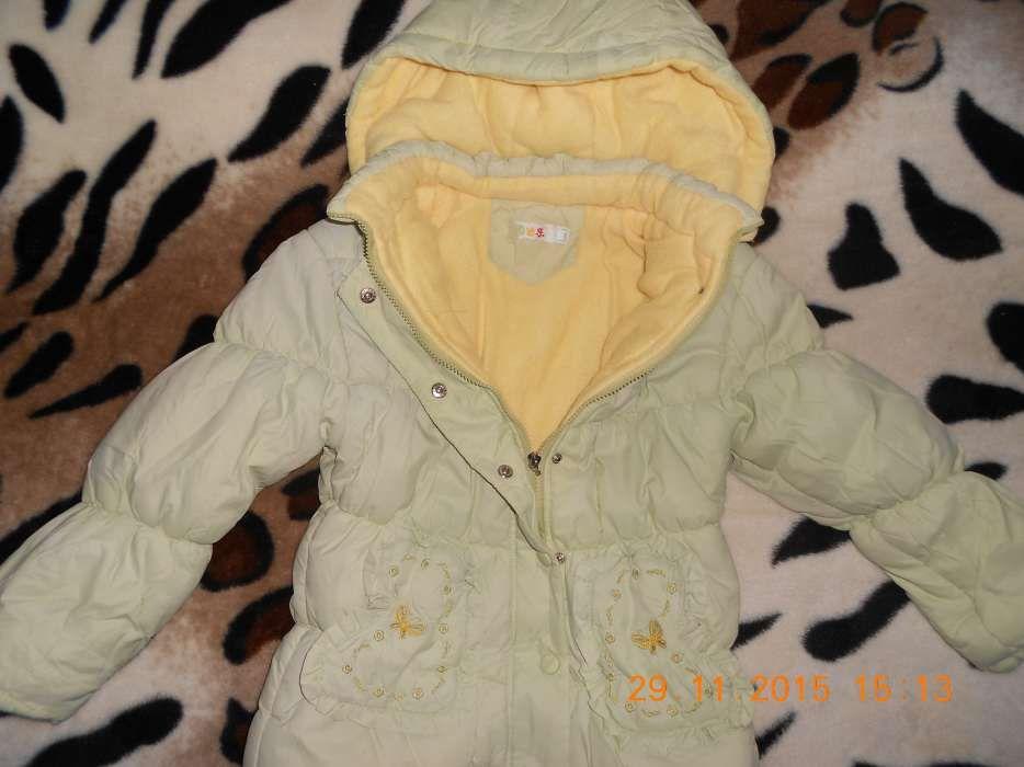 Куртка утеплённая для девочки.почти даром и др.