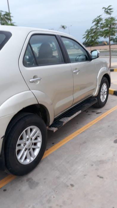 Toyota Fortuner limpo Baixou o preço Kikolo - imagem 8