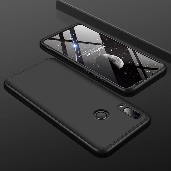 Кейс 360° градуса мат за Huawei P Smart 2019 / Honor 10 Lite + протект гр. Варна - image 1