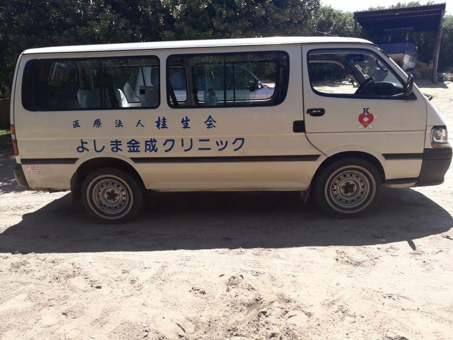 Minibus Hiace nova 3000c