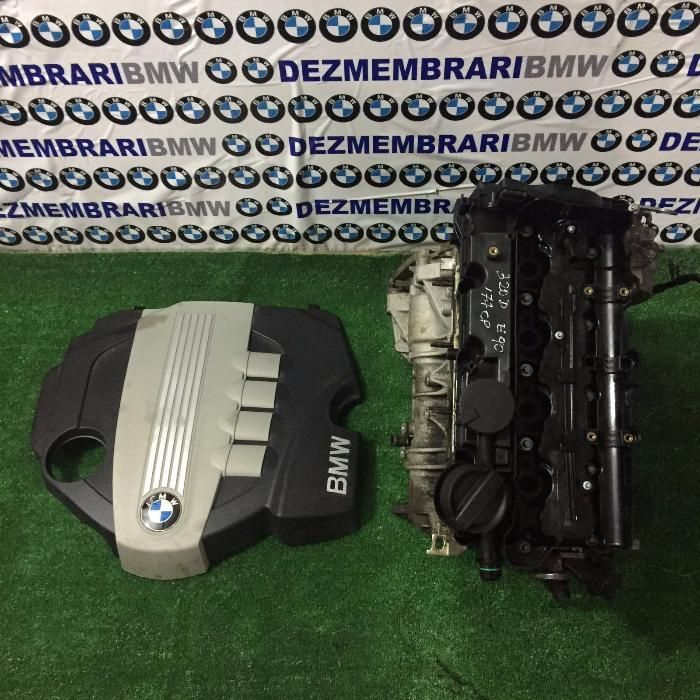 motor bmw e90 e91 e92 e93 320 d 520 e60 177 cp n47d20a
