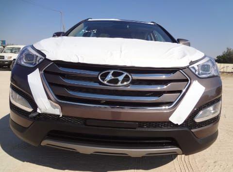 Hyundai Santa fé A venda