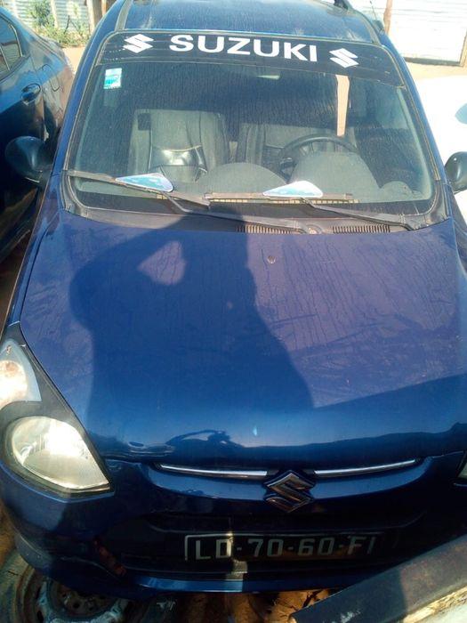 Suzuki alto limpo