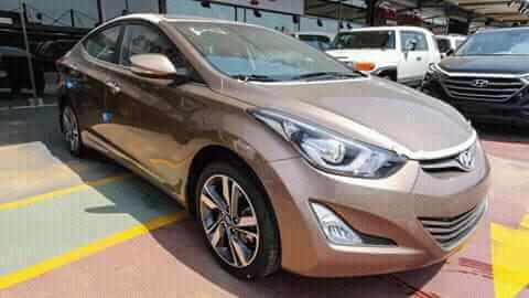 Hyundai Elantra (0.klm)