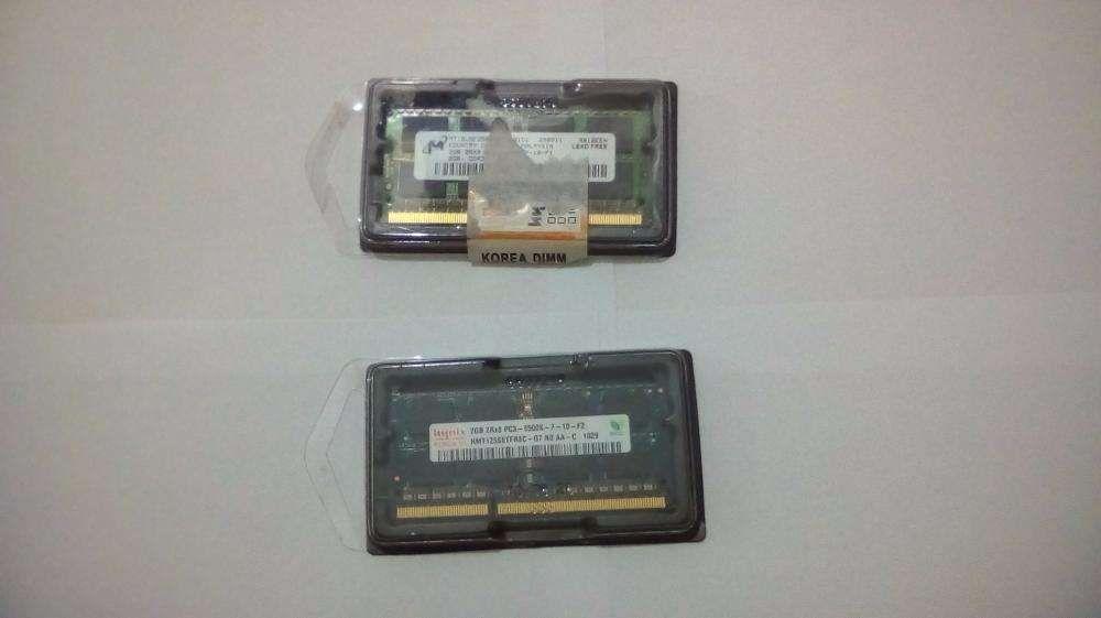 RAM DDR3 2GB para Laptop