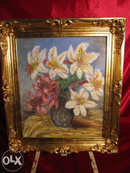 vand tablou flori