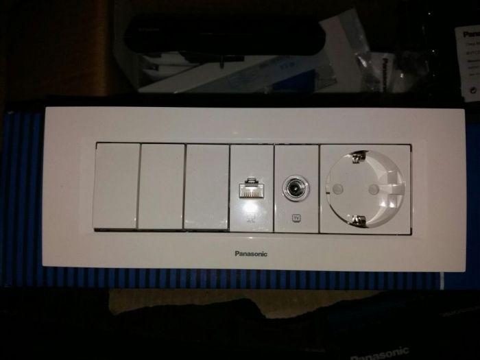 Prize modulare Panasonic