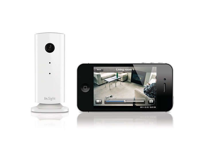Philips Wi-Fi камера M100/05
