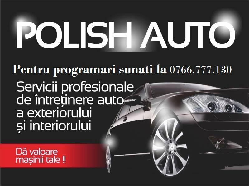 Polish auto profesional 3M si Polytop in detaliu - Corectie lac