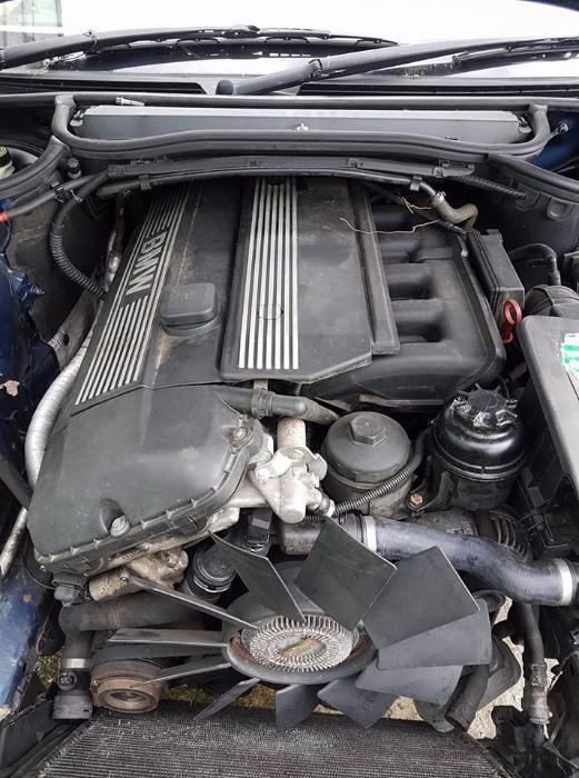 Vindem motor 2.2 i BMW an 2002 E4 kilometrii putini !