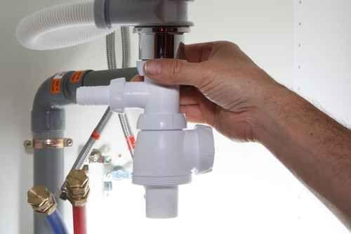 Serviços de canalização da sua casa, obra