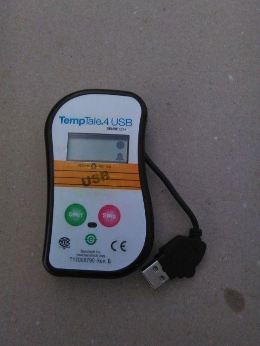 Monitorul de temperatură USB Sensitech TempTale 4