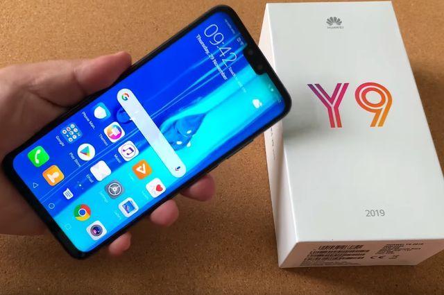 Huawei Y9 2019 | Produtos em Promoção !