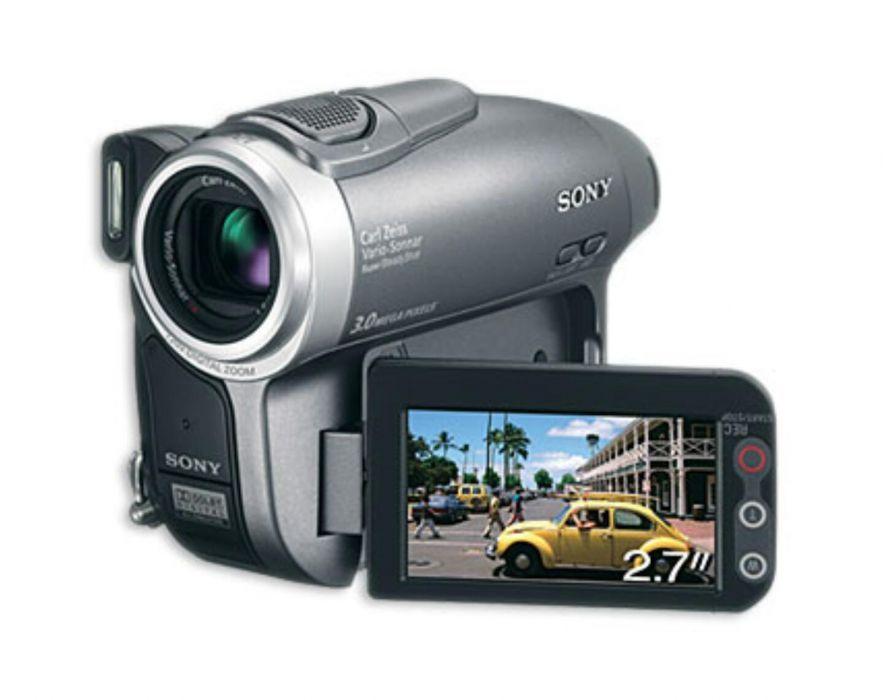 Продам компактную цифровую видеокамеру формата DVD. SONY Handycam.