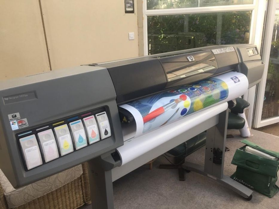 Imprimantă / plotter HP Designjet 5500