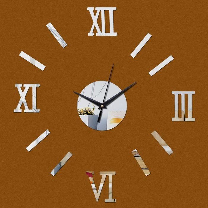 Vendo relógio acrílico de parede