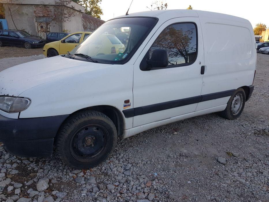 Peugeot Partner 1.9D На Части !!!