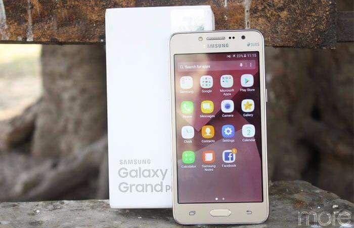 Samsung Grand Prime Plus novos na cauxa.