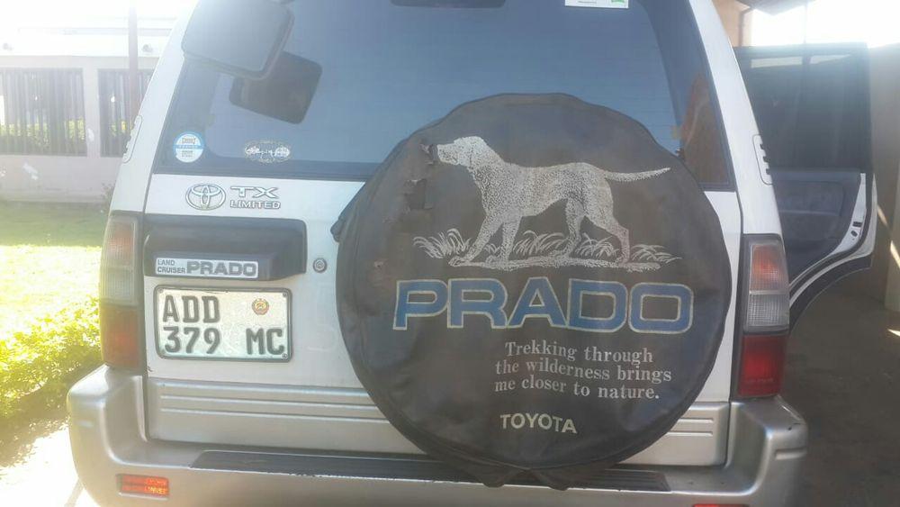 Toyota Prado Maputo - imagem 3