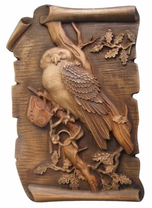 Дърворезба за подарък и сувенир