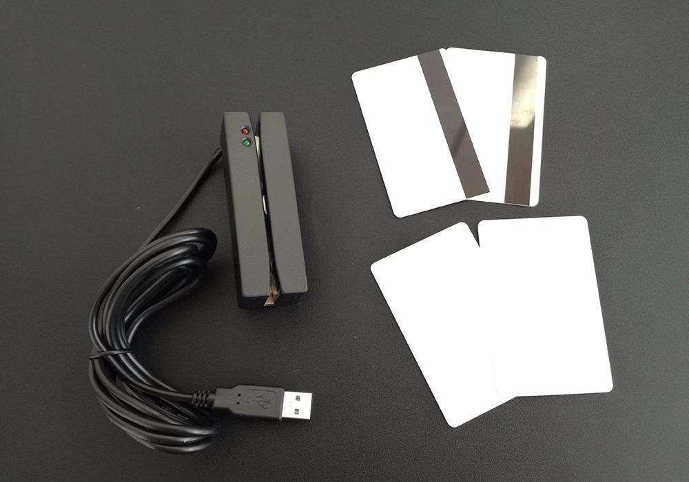 Cititor carduri magnetice USB (Card reader) Ramnicu Valcea - imagine 1