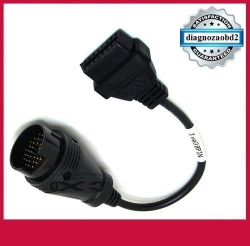 Cablu adaptor Iveco Daily 38 pini – tester diagnoza auto OBD2