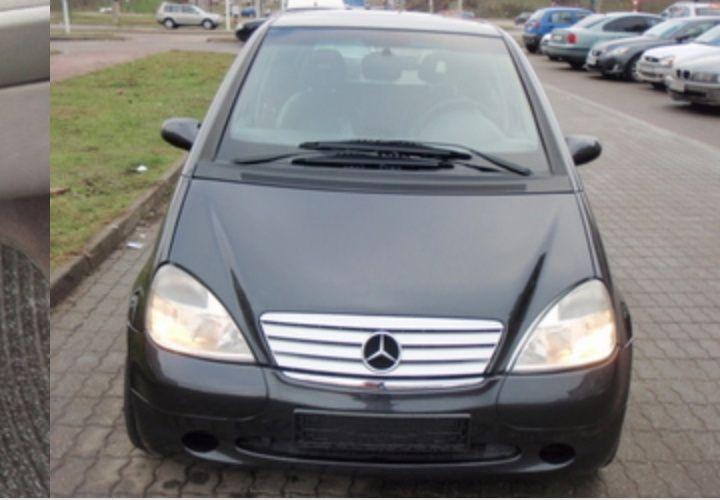Mercedes A class170