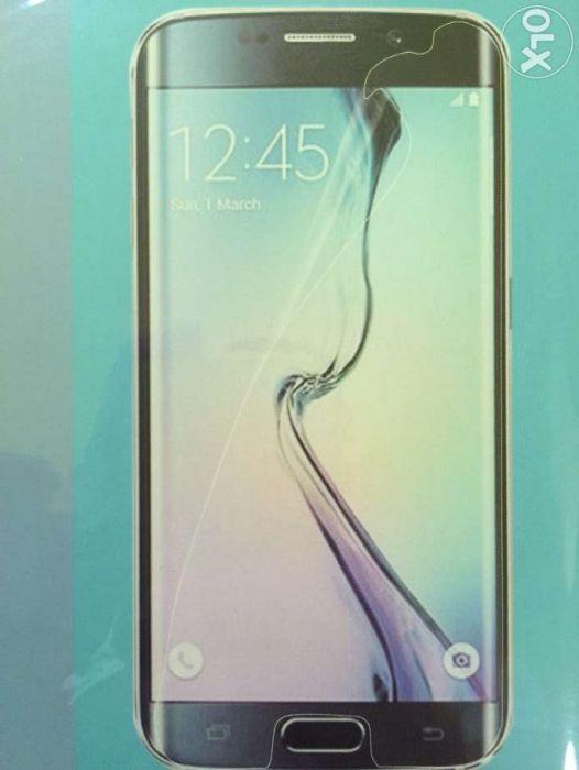 Folie display pentru Samsung Galaxy s6 s7 EDGE full cover, tot ecranul