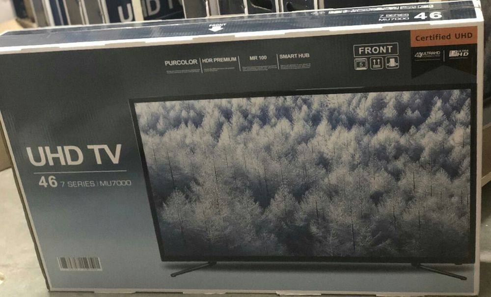 "Tv 46"" Samsung Led UHD, HDMI, VGA, USB"