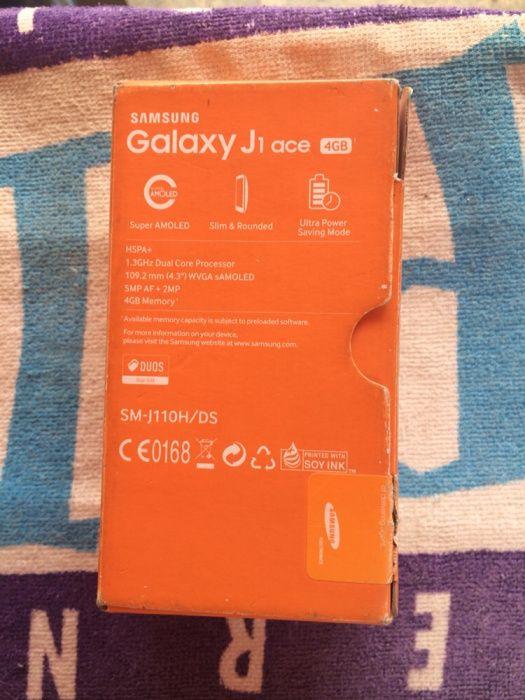 Samsung galaxy J1 ace celado na caixa