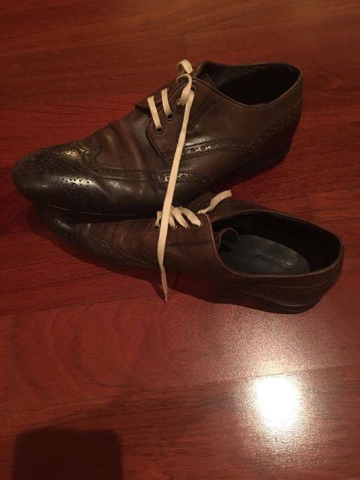 Sapatos Boss e Sapatilhas Adidas