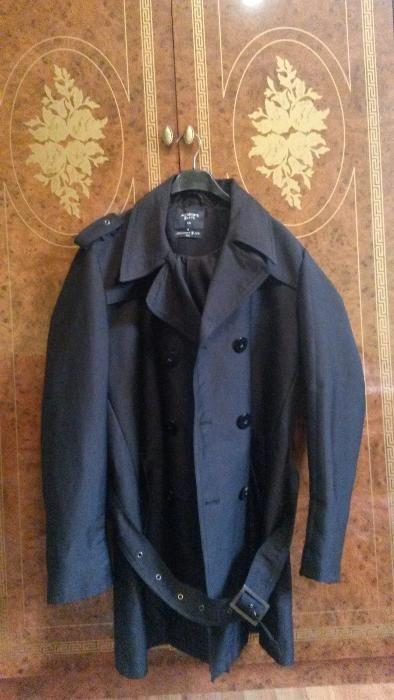 Palton, geaca Aggressive black, italia