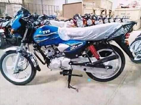 Moto tvs 0km