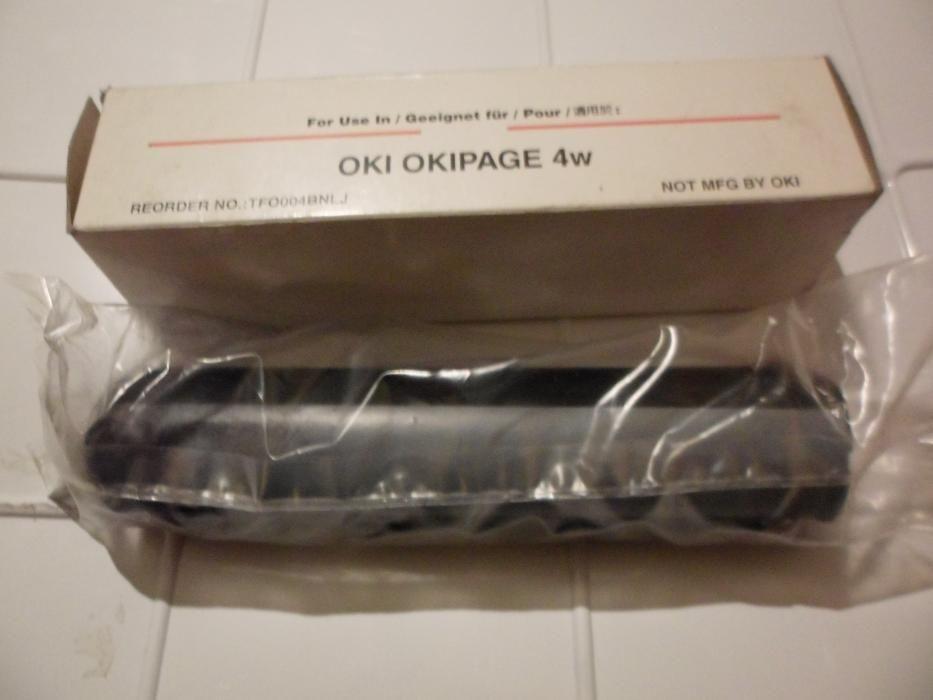 Тонер картридж OKI OKIPAGE 4W