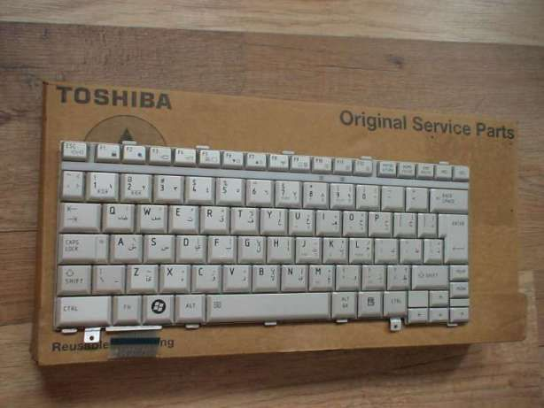 Оригинален Клавиатури за Лаптопи Toshiba Satellite